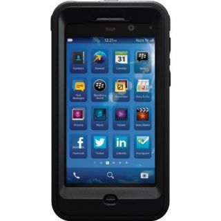 Product image of Otterbox - USD Defender Series For BB Z10 Black