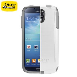 Product image of OtterBox Commuter Series Case (White/Gunmetal Grey) for Samsung Galaxy S4