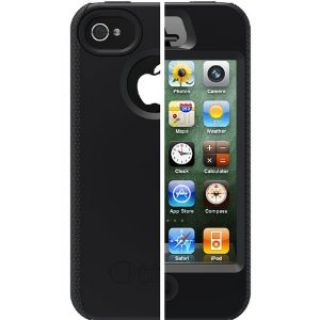 Product image of OtterBox Impact Series Case (Black) for Apple iPhone 4/4S (International)