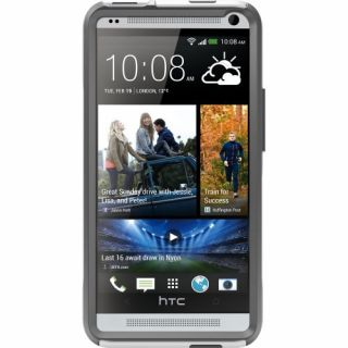 Product image of OtterBox Commuter Series Case (Glacier) for HTC One Smartphones