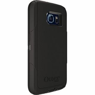 Product image of OtterBox Defender Series Case (Black) for Samsung Galaxy S6