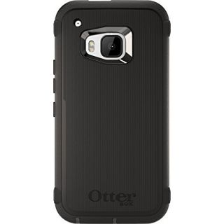 Product image of OtterBox Commuter Series Case (Black) for HTC One M9 Phone