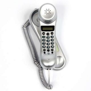 Product image of Binatone Trend 3 LCD Corded Phone (Silver)