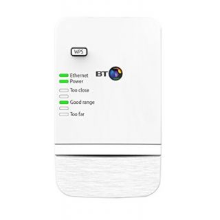 Product image of BT 300 Wi-Fi Extender (2.4GHz) 300Mbps RJ-45 (White)