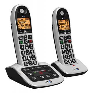 Product image of BT 084666 BT4600 Call Guardian Big Button Twin