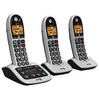 Product image of BT 084668 BT4600 Call Guardian Big Button Trio