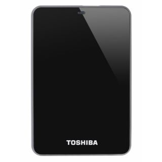 Product image of Toshiba Stor.E Canvio (750GB) 2.5 inch USB 3.0 External Hard Drive (Black)