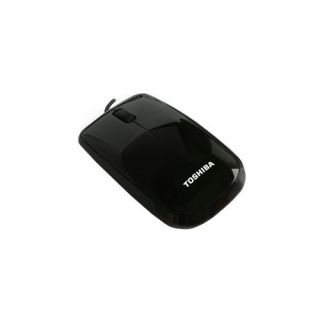 Product image of Toshiba U30 USB Optical Mouse (Black)