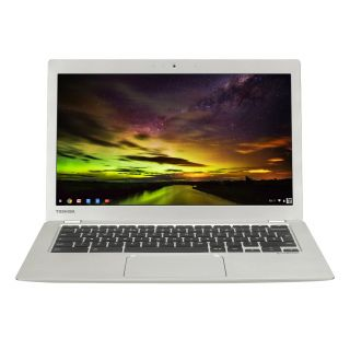 Product image of [Ex-Demo] Toshiba Chromebook CB30-B-103 (13.3 inch) Celeron (N2840) 2.16GHz 2GB 16GB Solid State Drive WLAN BT Webcam Google Chrome Operat (Repacked as new & reset)