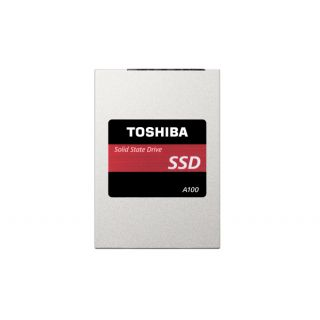 Product image of Toshiba THN-S101Z1200E8 Toshiba 120GB A100 SSD2.5 Inch