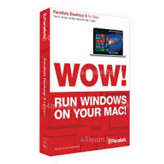 Product image of Parallels Desktop 10 for Mac - Retail Box (EU)
