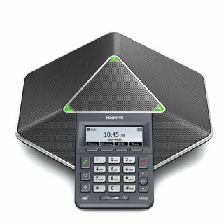 Product image of Yealink CP860 Full Duplex HD IP 5-way Conference Phone PoE (Black)