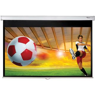 Product image of Optoma (92 inch) 16:9 Manual Projection Screen (Self-Locking Mechanism)