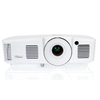 Product image of OPTOMA W351 Optoma W351 WXGA DLP Projector  3800 Ansi  Lightweight and portable  carry bag included