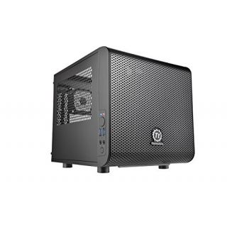 Product image of Thermaltake Core V1 USB 3.0 Computer Chassis with Windowed Side Panel