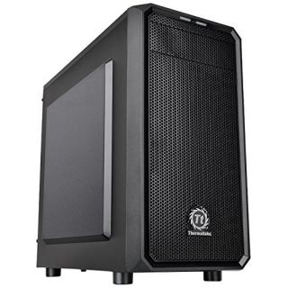 Product image of THERMALTAKE CA-1D4-00S1NN-0 Thermaltake Versa H15 M-ATX Gaming Case USB3 Black Interior