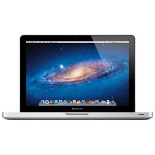 Product image of Apple MacBook Pro (13.3 inch) Notebook Core i5 2.5GHz 4GB 500GB DVD±RW WLAN BT Webcam Mac OSX Lion (Intel HD Graphics 4000)