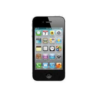 Product image of Apple iPhone 4S (3.5 inch Multi-Touch) Mobile Phone 8GB Flash Drive 3G WLAN BT 8MP Camera (Black)