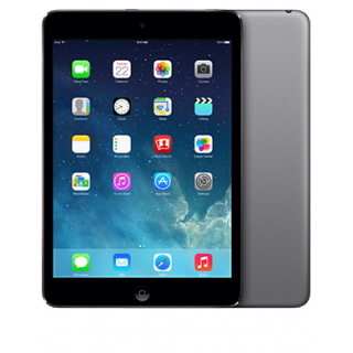 Product image of Apple iPad Mini (7.9 inch Multi-Touch) Tablet PC 16GB WiFi + Cellular Bluetooth Camera iOS 7.0 (Space Gray)