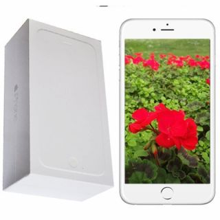 Product image of Apple iPhone 6 Plus (5.5 inch Multi-Touch) 64GB WLAN WWAN Bluetooth Camera Fingerprint-Sensor iOS8 (Silver) - Sim Free