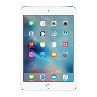 Product image of Apple iPad Mini 4 (7.9 inch Multi-Touch) Tablet PC 64GB WiFi Bluetooth Camera Retina Display iOS 9.0 (Silver)