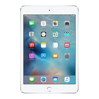 Product image of Apple iPad Mini 4 (7.9 inch Multi-Touch) Tablet PC 128GB WiFi Bluetooth Camera Retina Display iOS 9.0 (Silver)