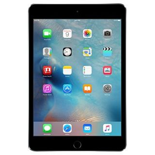 Product image of Apple iPad Mini 4 (7.9 inch Multi-Touch) Tablet PC 128GB WiFi + Cellular Bluetooth Camera Retina Display iOS 9.0 Apple SIM (Space Grey)