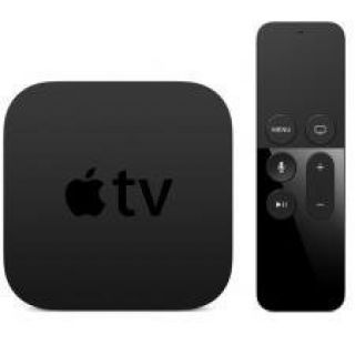 Product image of Apple Television Box 64GB Wi-Fi Bluetooth 4.0 Siri Remote (Black) - 4th Generation
