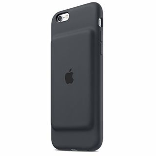 Product image of Apple iPhone 6s Smart Battery Case Gray