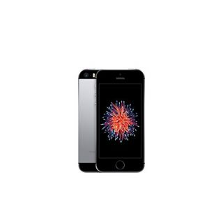 Product image of Apple iPhone SE (4 inch Multi-Touch) 64GB WLAN WWAN Bluetooth Camera Fingerprint-Sensor iOS9 (Space Grey)