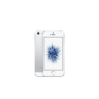 Product image of Apple iPhone SE (4 inch Multi-Touch) 64GB WLAN WWAN Bluetooth Camera Fingerprint-Sensor iOS9 (Silver)