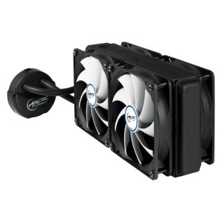 Product image of Arctic Liquid Freezer 240 High Performance CPU Water Cooler