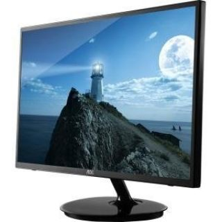 Product image of AOC E2261FWH (21.5 inch) Ultra Slim LED Monitor 50000000:1 (DCR) 250 cd/m2 1920 x 1080 2ms