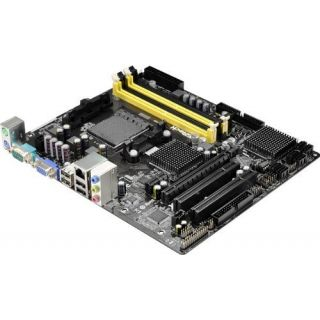 Product image of ASRock 960GC-GS FX Motherboard Phenom II/Athlon II/Sempron AM3+ 760G/SB710 Micro ATX RAID Gigabit LAN (AMD Radeon 3000 Graphics)