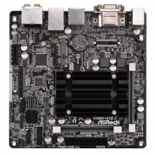 Product image of ASROCK Q1900-ITX Asrock Q1900-ITX Integrated Intel Bay Trail Quad J1900 Mini ITX DDR3 SODIMM Gen7 GFX HDMI