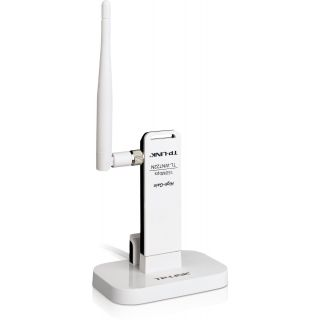 Product image of TP-LINK TL-WN722NC 150Mbps High Gain Wireless USB Adaptor + USB Cradle