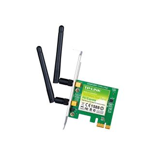 Product image of TP-LINK N600 TL-WDN3800 300Mbps Wireless Dual Band PCI Express Adaptor