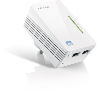 Product image of TP-LINK AV500 TL-WPA4220 300Mbps WiFi Powerline Extender (Single Unit)