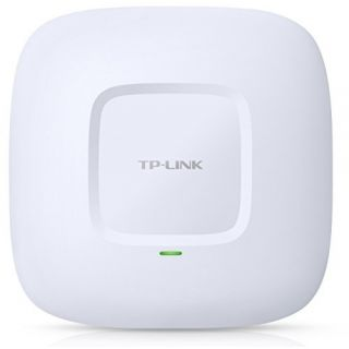 Product image of TP-LINK EAP120 300Mbps Wireless N Gigabit Ceiling Mount Access Point (White)