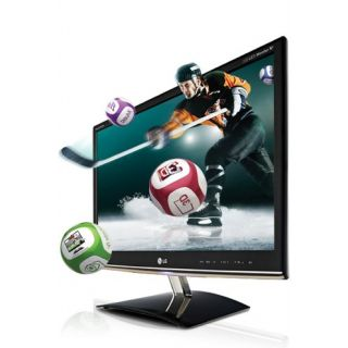 Product image of LG DM2350D 23 inch 3D Full HD LED LCD Television Monitor 250cd/m2 1920x1080 5ms HDMI/VGA (Black)