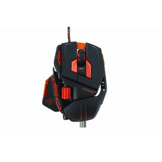 Product image of Cyborg  Wired Gaming Mouse (Black/Orange)