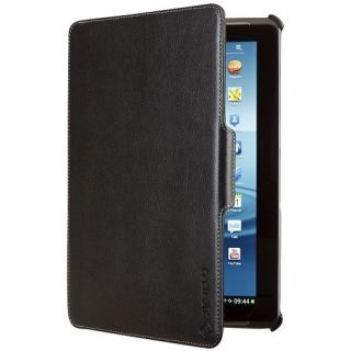 Product image of Techair Folio Stand (Black) for Samsung 10.1 inch Galaxy Tablet 2