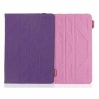 Product image of Techair Reversible Tablet Case with Multiple Viewing Angles (Purple/Pink)) for 7 inch Universal Tablet