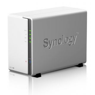 Product image of Synology DiskStation DS214se 2TB (2 x 1TB) 2-Bay NAS Server