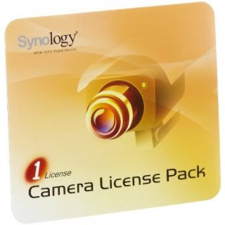 Product image of Synology Camera Licence Pack (1 Licence)
