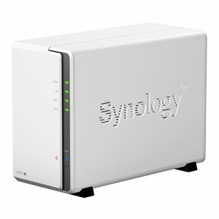 Product image of Synology DiskStation DS215J (0TB) 2-Bay Desktop NAS Enclosure
