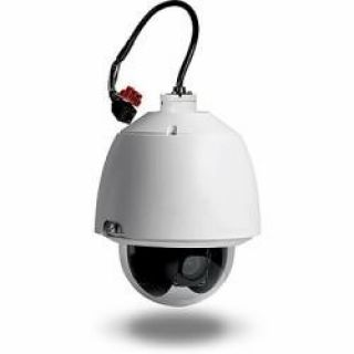 Product image of TRENDnet TV-IP450P (1.3MP) Network Camera HD PoE+ Speed Dome Pan/Tilt/Zoom Outdoor (V1.0R)