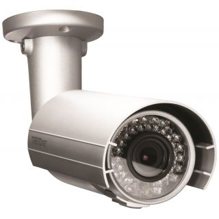 Product image of TRENDnet TV-IP343PI (2MP) Network Camera Full HD Vari-Focal PoE Day/Night Outdoor Silver (V1.0R)
