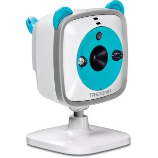 Product image of TRENDnet TV-IP745SIC HD Wireless-N Baby Monitor Camera (1280x720) Speaker Day/Night (V1.0R)