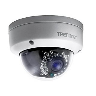 Product image of TRENDNET OUTDOOR POE 1.3MP NET CAMERA DAY/NIGHT DOME IN